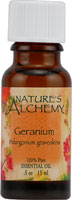Nature's Alchemy 100% Pure Essential Oil Geranium 0.5 OZ