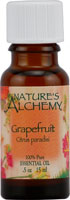 Nature's Alchemy 100% Pure Essential Oil Grapefruit 0.5 OZ