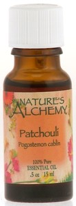 Nature's Alchemy 100% Pure Essential Oil Patchouli 0.5 OZ