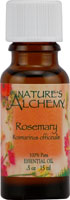 Nature's Alchemy 100% Pure Essential Oil Rosemary 0.5 OZ