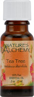 Nature's Alchemy 100% Pure Essential Oil Tea Tree 0.5 OZ
