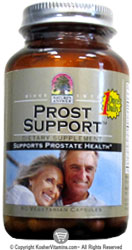 Natures Answer Prost Support Vegetarian Suitable Not Certified Kosher 60 Vegicaps