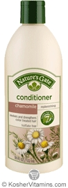 Natures Gate Chamomile Replenishing Conditioner 18 OZ