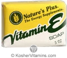 Nature`s Plus Vitamin E Bar Soap 1,000 IU 3 OZ