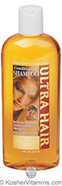 Nature`s Plus Ultra Hair Conditioning Shampoo 3 Pack 8 OZ