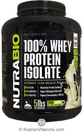 Certified Organic Whey Protein  Lb Natural Unflavored