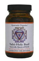 Organic India Kosher Tulsi-Holy Basil Organic 90 Vegicaps