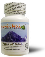 NoniChai Kosher Peace of Mind 30 Capsules