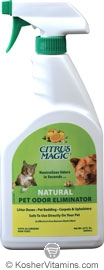 Citrus Magic Pet Odor Eliminator 22 OZ