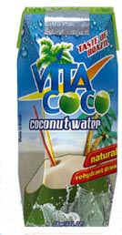 Vita Coco Kosher Coconut Water Natural Rehydrant 11.2 OZ