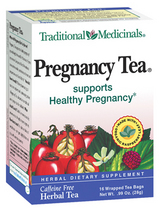 Traditional Medicinals Kosher Pregnancy Tea 16 Tea Bags