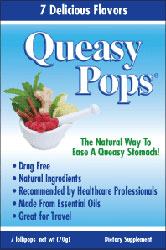 Three Lollies Kosher Queasy Pops Assorted 7 Lollipops