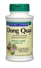 Natures Answer Kosher Dong Quai Root 90 Capsules