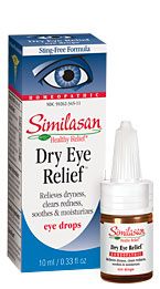 Similasan Eye Drops #1 Dry Eyes  0.33 oz