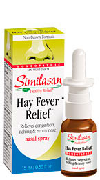 Similasan Allergy Releif Nasal Spray  0.68 oz