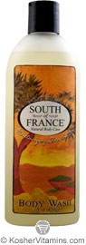 South of France Body Wash Shea Butter 16 OZ