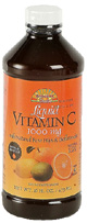 Dynamic Health Kosher Vitamin C Liquid 8 OZ.