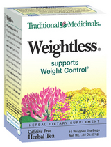 Traditional Medicinals Kosher Weightless 16 Tea Bags