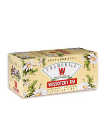 Wissotzky Tea Chamomile Tea - Kosher for Passover 20 Tea Bags