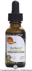 Zahlers Kosher Ear Relief 30 ml