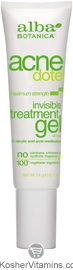 Alba Botanica Acnedote Invisible Treatment Gel 0.5 OZ