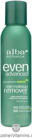 Alba Botanica Even Advanced Sea Elements Eye Makeup Remover 4 OZ