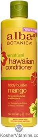 Alba Botanica Hawaiian Conditioner Body Builder Mango 12 OZ