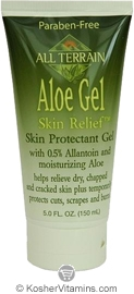 All Terrain Aloe Gel Skin Relief 5 OZ