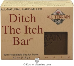 All Terrain Ditch The Itch Bar Soap 4 OZ