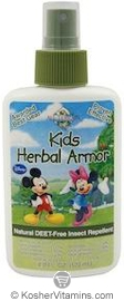 All Terrain Mickey & Minnie Childrens Herbal Armor Natural Insect Repellent Spray 4 OZ