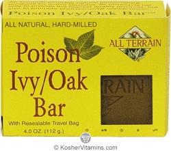 All Terrain Poison Ivy/Oak Bar Soap 4 OZ