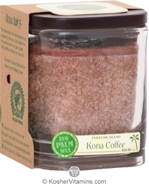Aloha Bay Aloha Jars Perfume Blend Kona Coffee 1 Candle