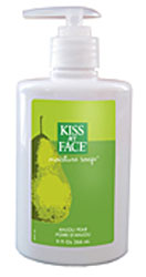 Kiss My Face Moisture Liquid Soap Anjou Pear 9 OZ