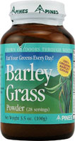 Pines Kosher Barley Grass Powder 3.5 OZ
