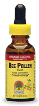 Natures Answer Kosher Bee Pollen Grains 1 Oz.