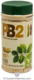 Bell Plantation Kosher PB2 Powdered Peanut Butter 6.5 OZ