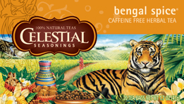 Celestial Seasonings Kosher Bengal Spice 20 Bag