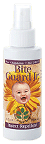 Botanical Solutions Bite Guard Jr Spray 4 Fl Oz.