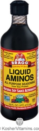 Bragg Kosher Liquid Aminos 16 OZ