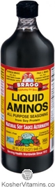 Bragg Kosher Liquid Aminos 32 OZ