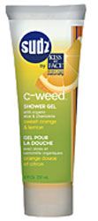 Kiss My Face Shower Gel C-Weed Orange & Lime 8 OZ