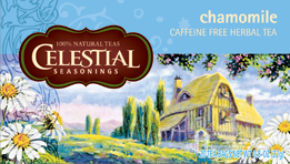 Celestial Seasonings Kosher Chamomile 20 Bag