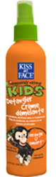 Kiss My Face Kids Detangler Creme Orange U Smart 8 OZ