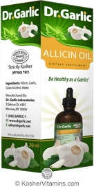 Dr. Garlic Kosher Allicin Oil 30 Ml