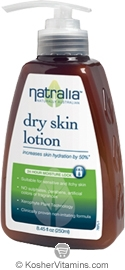 Natralia Kosher Dry Skin Lotion 8.45 OZ