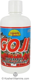 Dynamic Health Kosher Goji Juice Blend 32 OZ
