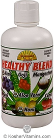 Dynamic Health Kosher Healthy Blend Superfruit Antioxidant Juice Blend 32 OZ
