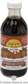 Dynamic Health Kosher Pomegranate 100% Pure Juice Concentrate 8 OZ