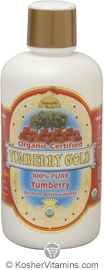 Dynamic Health Kosher Yumberry Gold 100% Pure Organic 32 OZ