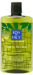 Kiss My Face Bath And Shower Gel Early To Bed 16 OZ